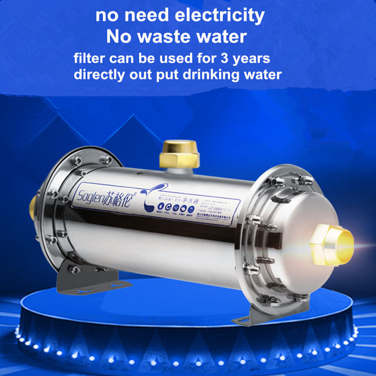 Purification de l 39 eau filtre promotion achetez des purification de l 39 eau filtre promotionnels - Purificateur d eau portable ...