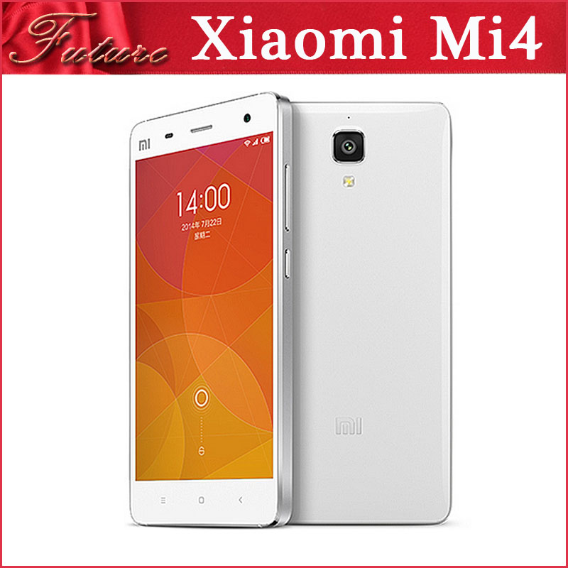 Мобильный телефон Xiaomi Mi4 M4 Qualcomm Snapdragan 801 4G FDD LTE 3G WCDMA 3 16 64 Android MIUI V6 mc7355 sierra wireless mini pci e lte 4g qualcomm wcdma gsm gprs gnss module stock
