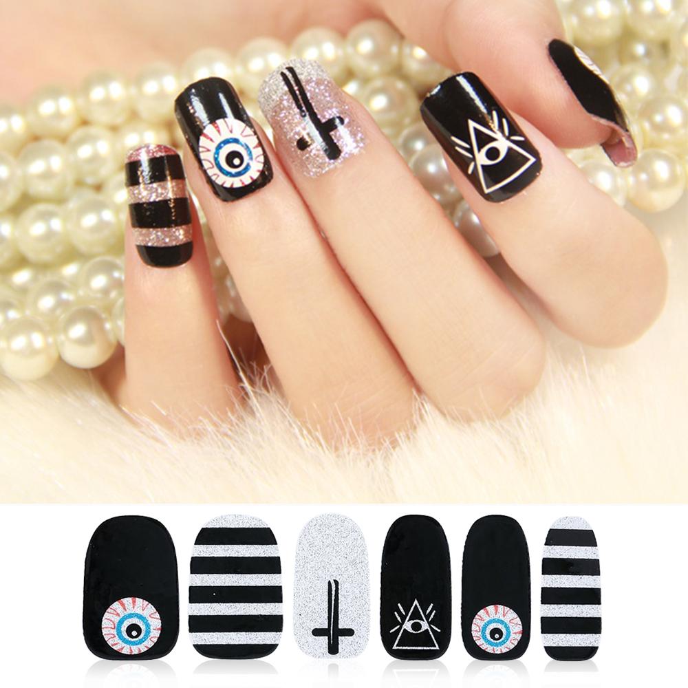 2015 High Quality Harajuku Stylish Stickers France Style Nail Art Decorations Tools 1567169(China (Mainland))