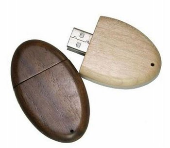Free shipping by DHL/EMS+Free boxes!wood ellipse with cover USB flash 8G ,logo printed 100% real memory usb Free Drop shopping!