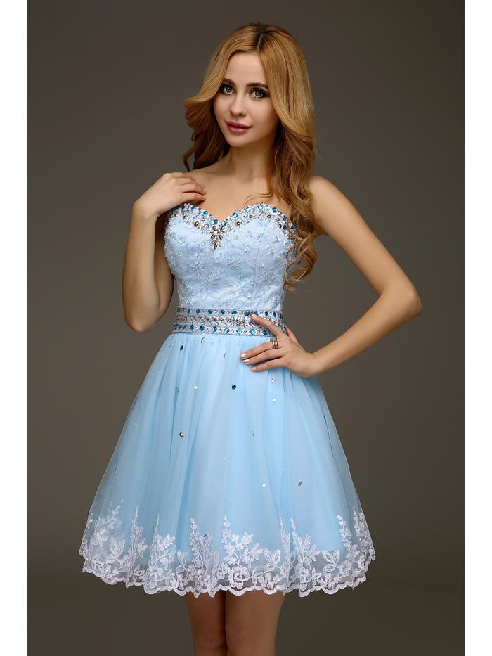blue party dresses for juniors wwwimgkidcom the