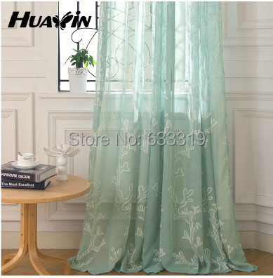 Minimalist Outdoor Contemporary Curtains 2015 Modern Linen Embroidered Curtains Minimalist Window Curtains Bedroom Liv