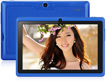 "Zeepin Q88 Android 4.4 Tablet PC All Winner A33 Quad Core 7.0"" 1.2GHz 512MB 4GB Support WiFi Dual Camera TF Card MIC Mini PC(China (Mainland))"