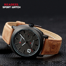 Mens Quartz Outdoor Sports Watches Military Fashion Casual Wristwatches Men Leather Strap Relojes Relogios Masculinos 2014 Hot