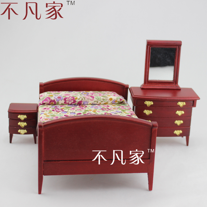 bedroom set for dollhouse from reliable bedroom sets girls suppliers