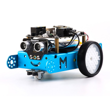 Makeblock Mbot Programmable Kids Toys Educational birthday Gift Scratch 2.0 Arduino DIY Smart Robot Car Kit(Bluetooth Version)(China (Mainland))