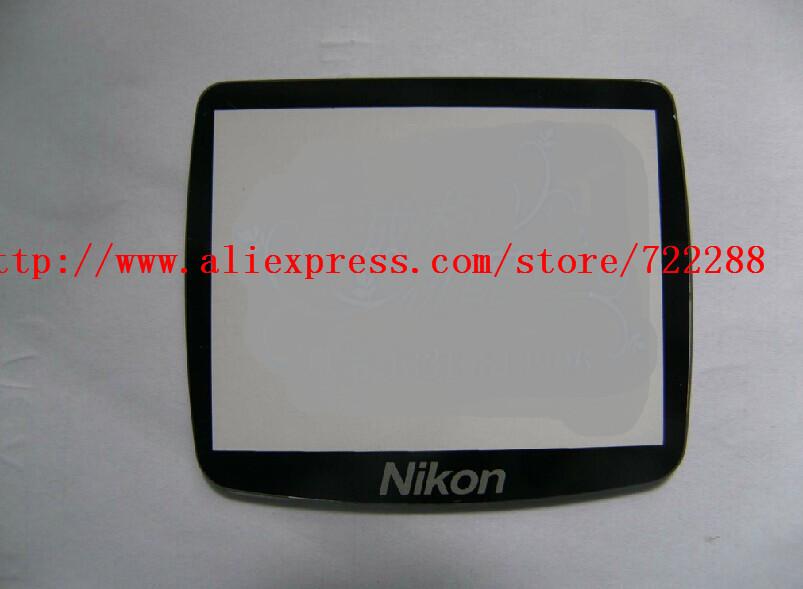 SLR digital camera parts D200 backshell LCD display screen external screen protective glass protective panel for Nikon(China (Mainland))