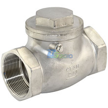 """Brand New 2"""" Swing Check Valve WOG 200 PSI PN16 Stainless Steel SS316 CF8M NEWHigh Quality(China (Mainland))"""