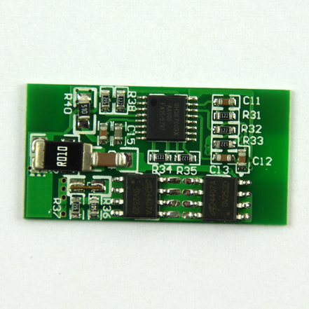 3 lithium battery protection board 18650 battery protection board 11 1v lithium battery protection board
