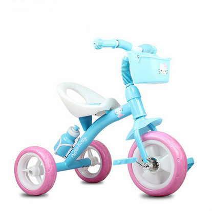 baby tricycle pedal push children bicycle Girl Gift