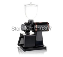 NEW coming black color 200V 250V coffee grinder machine coffee mill with plug adapter