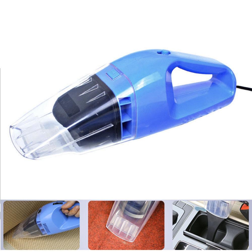 12V 100W 4.5m Portable Vacuum Wet&Dry Dust Vacuum Cleaner Outdoor Mini Use Car Vacuum Cleaner Aspirador De Po Portatil CMO3(China (Mainland))