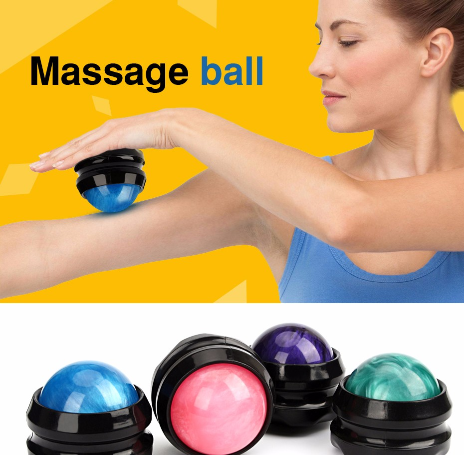 Massage Roller Relax Ball Effective Back Roller Massager Pain Relief Body  Health Care Yoga Ball Massageador Home Essential  Massage Roller Relax Ball Effective Back Roller Massager Pain Relief Body  Health Care Yoga Ball Massageador Home Essential