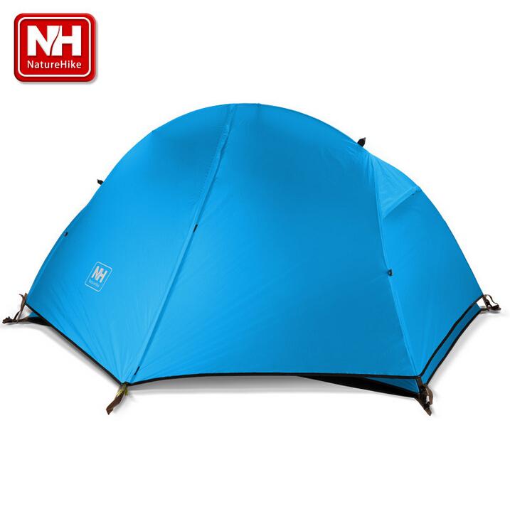 1.5KG naturehike ultralight tent 1 person outdoor camping hiking aluminum waterproof tents Single carpas plegables tenda Cycling(China (Mainland))