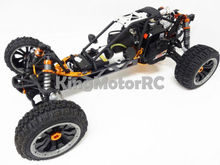 Buy King Motor RC 1/5 Scale RTR 29cc KSRC-002B Buggy Gas HPI BAjA 5B Rovan Compatibl for $689.00 in AliExpress store