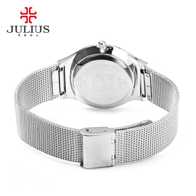 Zegarek damski Julius klasyczna prosta forma casual i styl różne kolory