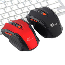 1pc 2.4Ghz Mini portable Wireless Optical Gaming Mouse gamer Mice For computer PC Laptop New