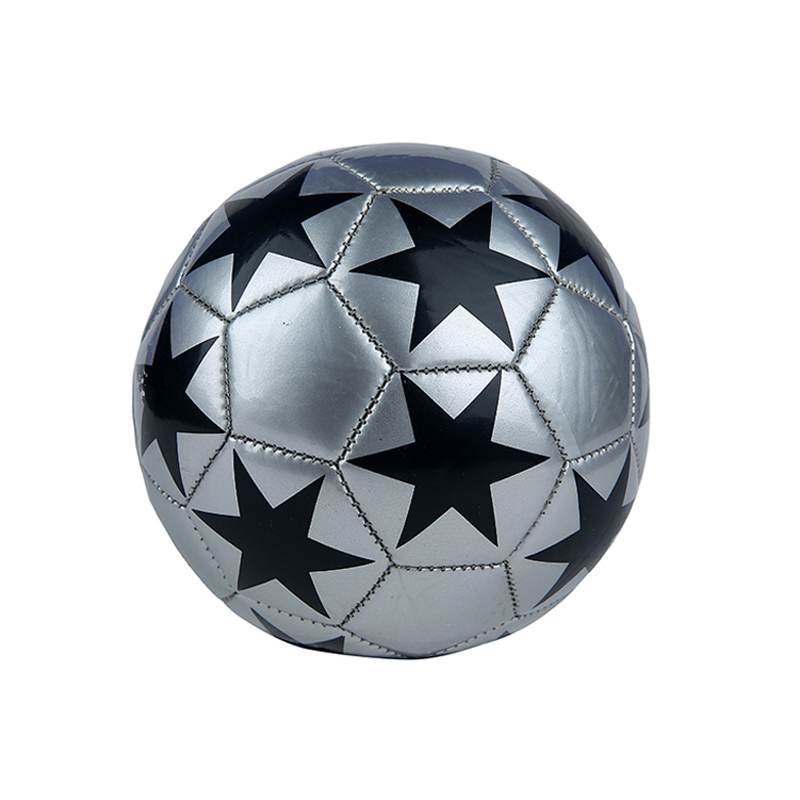 New Style Five-pointed star Good Quality Soccer Ball Size 2 Kids Children Kindergarten Play Training Sport Football ball(China (Mainland))