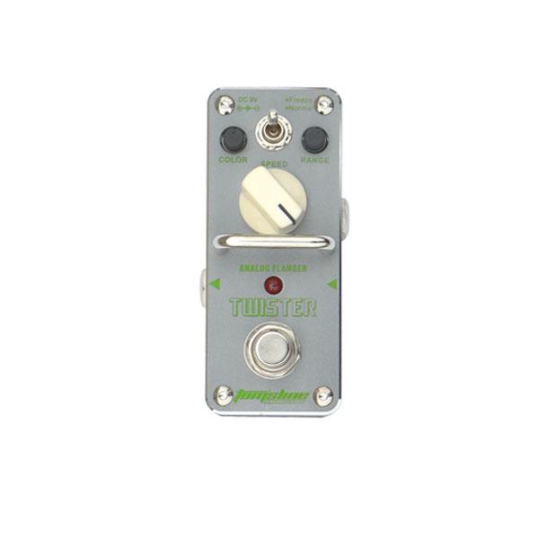 AROMA ATR-3 TWISTER Vlave combo simulator - overdrive Mini Analogue Effect True Bypass<br><br>Aliexpress
