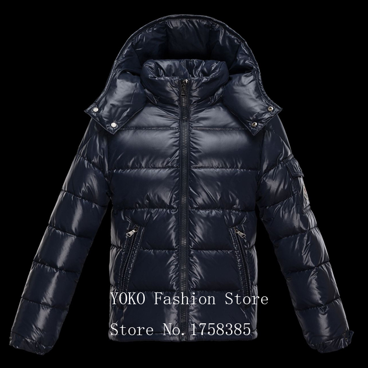 Famous brand ! 2015 children winter outwear new year's costume down jacket , winter jackets for boys , all for kids clothing(China (Mainland))