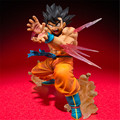 Dragon Ball Z Action Figures Son Goku Kaiouken PVC 150mm Anime Juguetes Action Figure Dragonball z