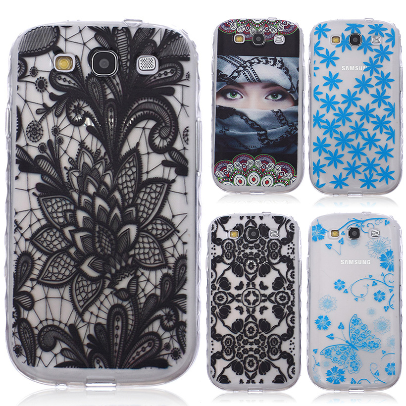 Soft TPU Mobile Phone Case Cover For Samsung I9300 Galaxy S III LTE S3 I9305 I9308 I747 T999 GT-I9300 GT-I9301 S3 Neo SIII Cases(China (Mainland))