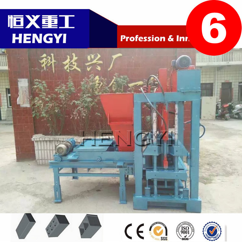 QT 4-30BH Hydraulic fully automatic concrete block forming machine - Hengyi Heavy Industry Equipment Co., Ltd store