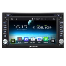 Car DVD GPS 6.2″ 2DIN Android 4.4 Universal Capacitive Touch Screen Car DVD Player 1080P Support 3G Wifi  Multi OSD 8GP Map