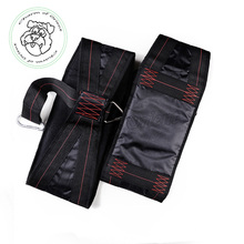 Free Shipping  The strongest stomach workout ABS with suspension cantilevered with AB hanging belly sling