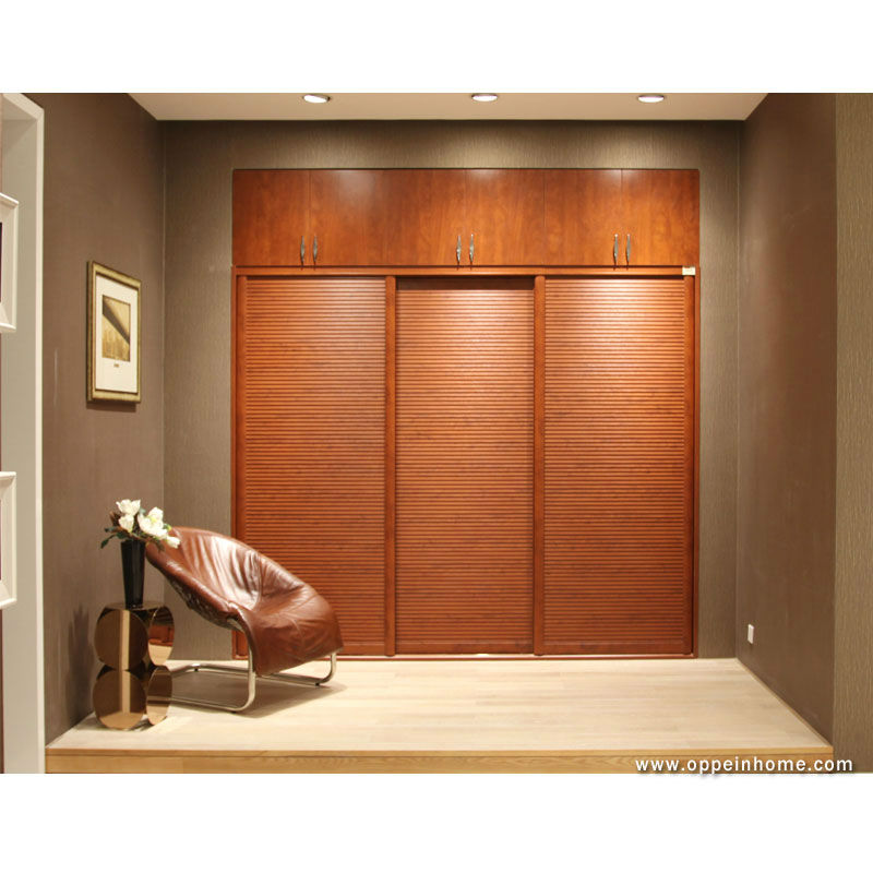 Bedroom Furniture MDF Wooden Melamine Wardrobe YG11080(China (Mainland))