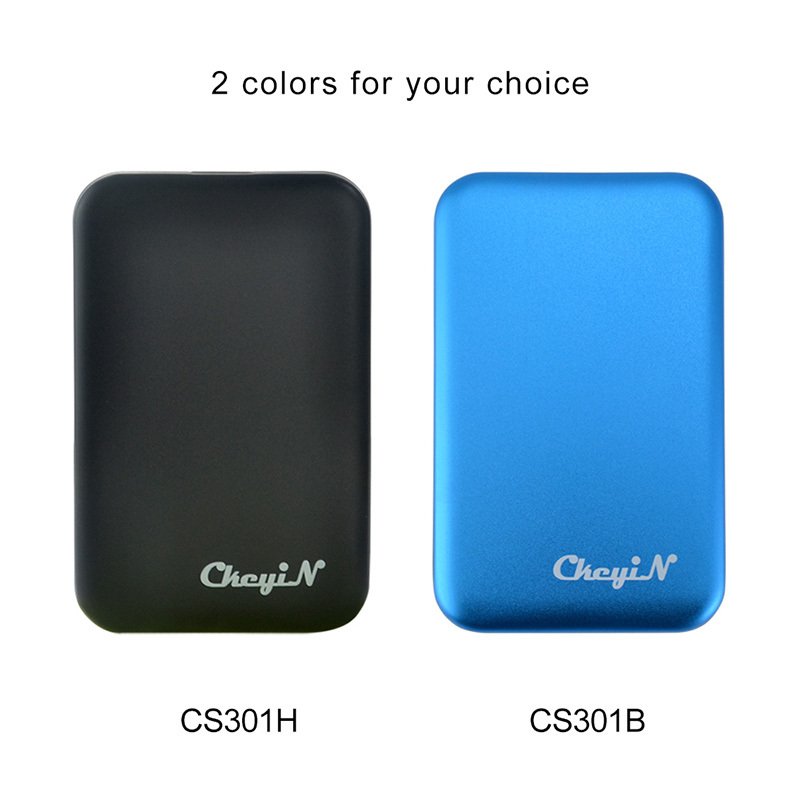 """Brand New HDD Enclosure 2.5"""" Sata I / II Hard Drive USB 3.0 High speed Up to 5 Gbps External Enclosure Case 3 Colors CS301-H27(China (Mainland))"""
