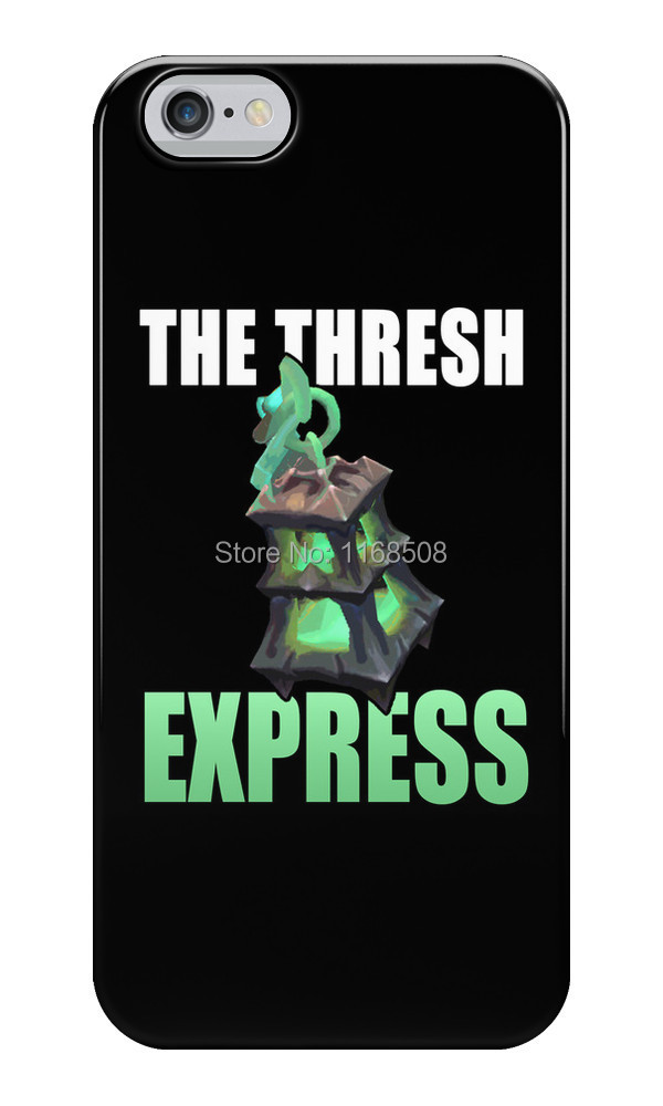 Free shipping Fashion The Thresh Express Please Like and Share hot Silicon soft TPU case cover for iphone 6 4.7' and 6 Plus 5.5'(China (Mainland))