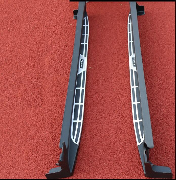 HIGH QUALITY aluminium Alloy+ABS CHERY TIGGO 3 TIGGO 5 running board side step bar 2008-2015 CAR STYLE RUNNING BOARD(China (Mainland))