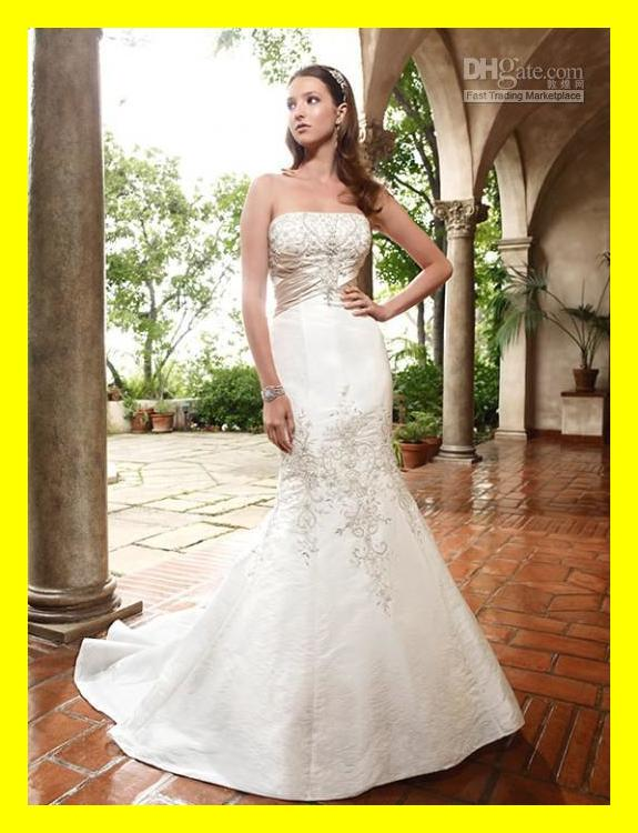 Gold Wedding Dress Fitted Dresses Exotic Plus Size Under