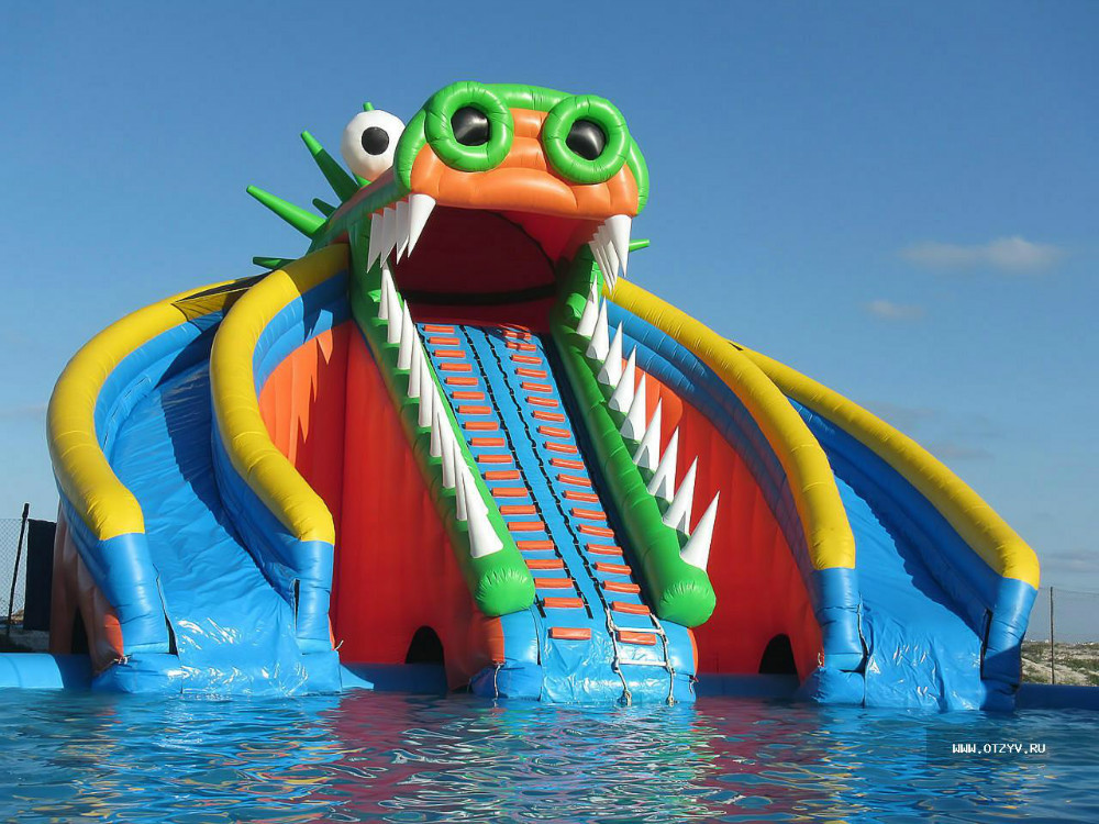 Factory direct large inflatable water park, inflatable water bounce, inflatable pool SCB-049(China (Mainland))