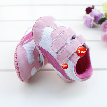 Baby toddler shoes baby shoes 6pairs/lot footwear infant first walkers free shipping
