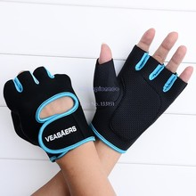 New Fitness Cycling Sport Gloves Half Finger GYM Weight Lifting Gloves Exercise Training SV15 18785