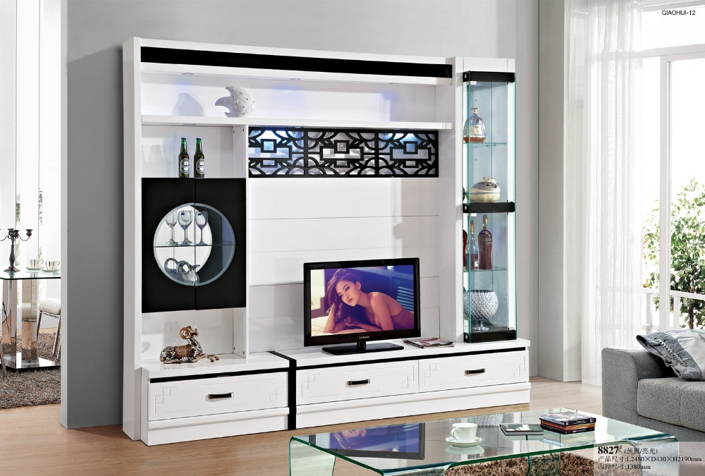 wall unit display cabinet 1