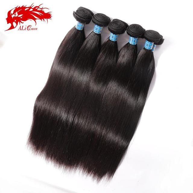 Virgin Peruvian hair extension,natural straight ,10''-34''  instock, unprocessed human hair product 10pcs/lot human hair
