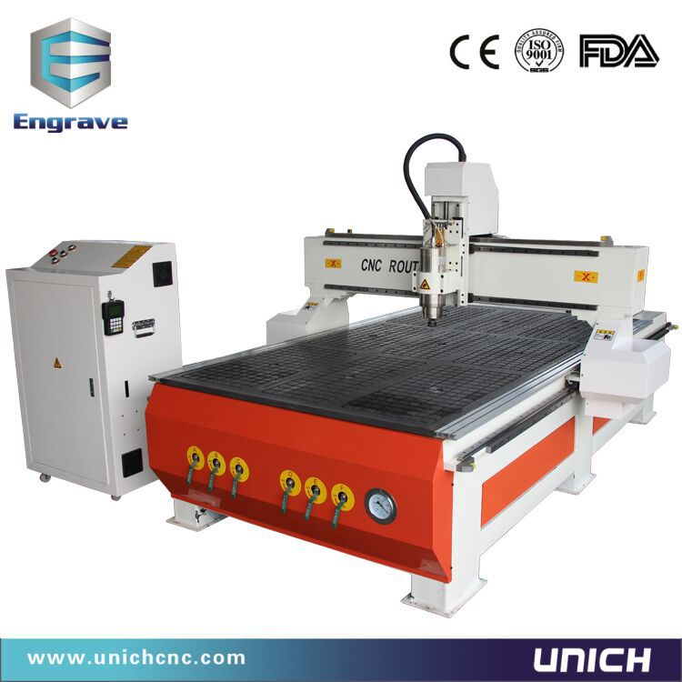 Distributors wanted!cnc router with vacuum system and dust collector Unich LXM1325/cnc router/cnc router machine(China (Mainland))