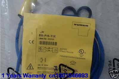 Фотография DHL/EUB 5pcs New TURCK Proximity Switch BI5-P18-Y1X BI5-P18-Y1X   15-18