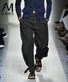 2016 Big yards 27 44 male summer casual male personality received foot pants loose harem pants