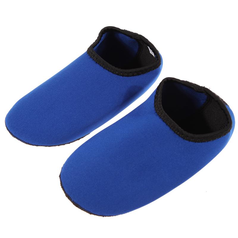 2mm SBR + Nylon Water Sports Scuba Dive Swim Snorkeling Aqua Fin SocksBoots Outdoor Sports Beach Socks Non-slip Socks non-slip(China (Mainland))