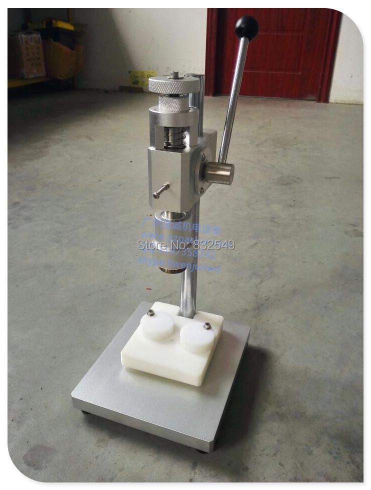 cap machine