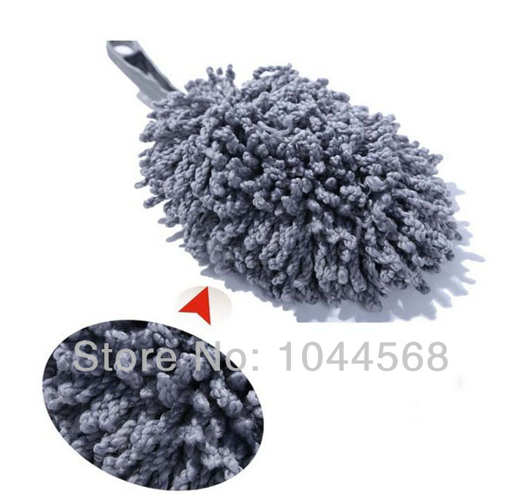 New 2014 Small car wax mop /cleaning products/ car wash/car care supplies car wax dust mop QS005(China (Mainland))