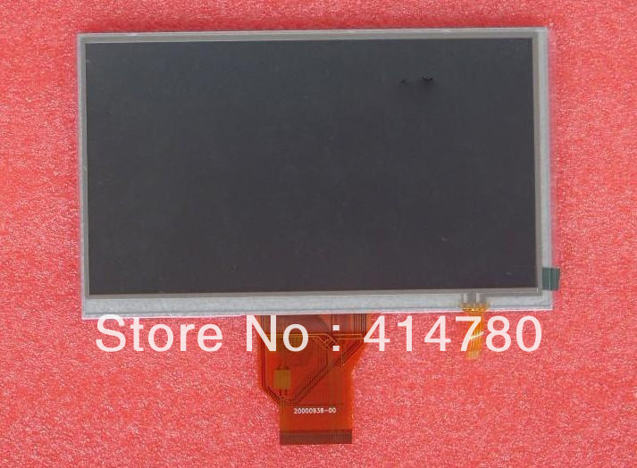 RAMOS W9 W10 MID blue devil 7 inch screen + touch screen(China (Mainland))