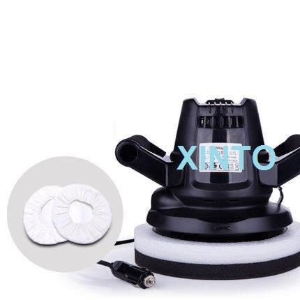"9"" 12V Auto disc polisher, car polishing machine, disc sander, floor waxing machine grinding(China (Mainland))"