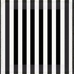 Blak wite striped vnyl wallpaper by black white stripe for Striped kitchen wallpaper