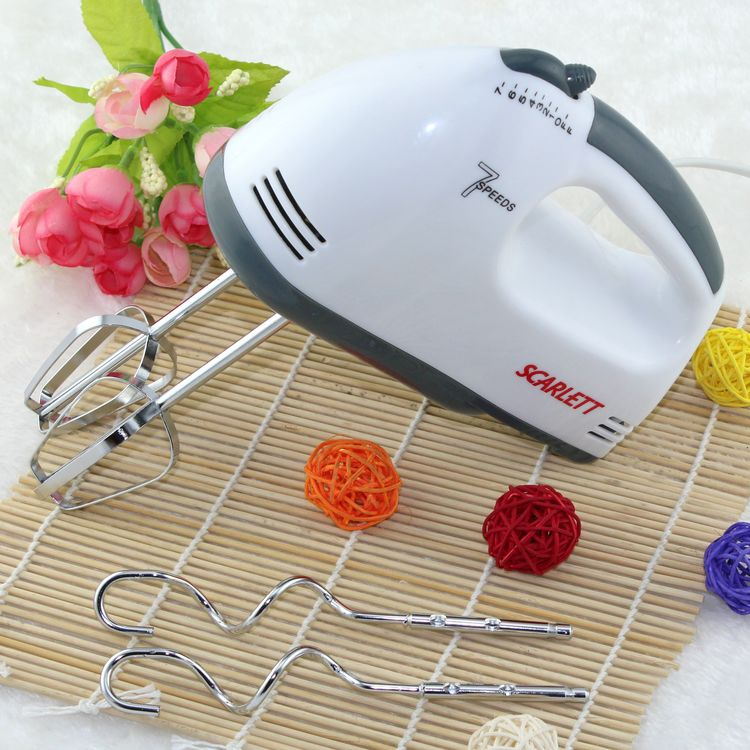 Baking tools 180w high power electric mini four egg mixers stirrers handheld kitchen appliance(China (Mainland))