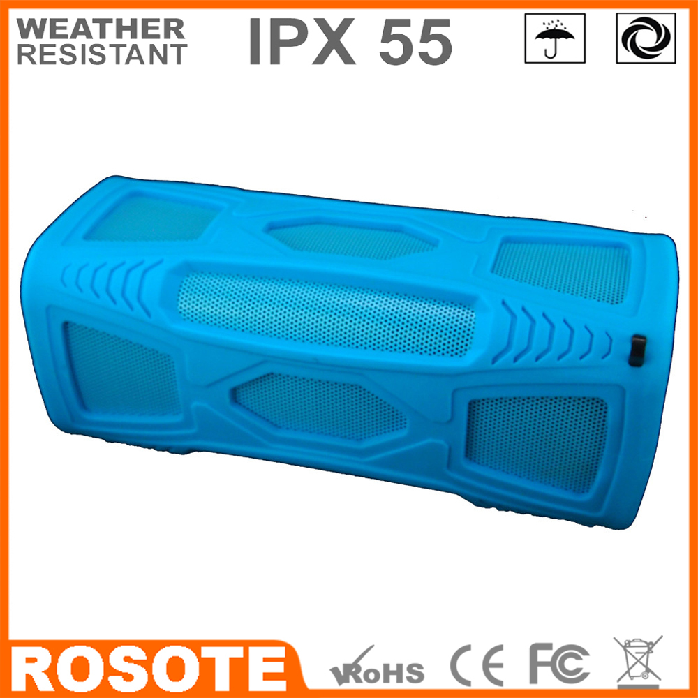 Free shipping 2015 new waterproof for shower 10W BT4.0 super bass HI-FI buy Bluetooth speaker(China (Mainland))